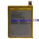Blackberry Z3 Battery TLp025A2, FIH435573