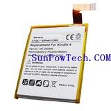 Amazon Kindle 6 Battery 515-1058-01