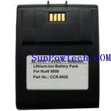 VeriFone Nurit 8020 Battery CCR-8020