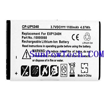 Uniden EXP1240H Battery 1000060